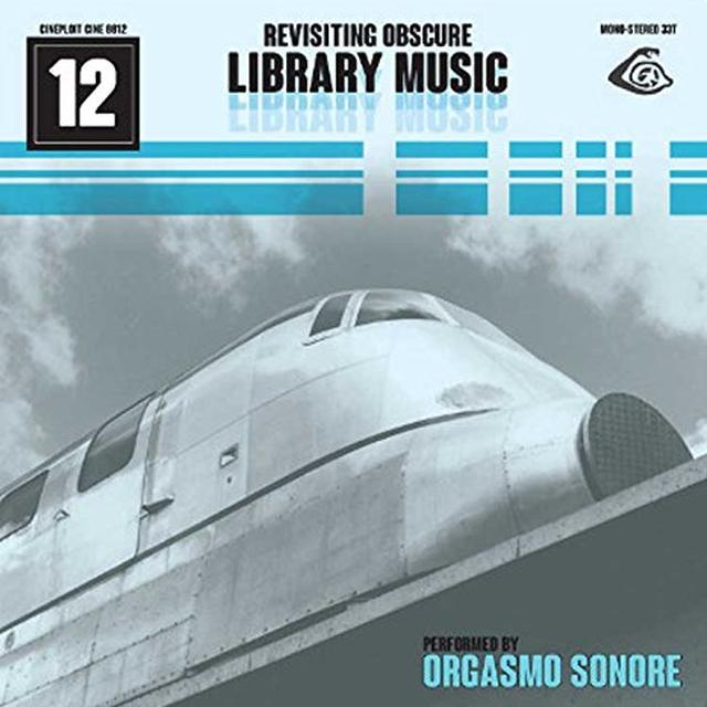 REVISITING OBSCURE LIBRARY MUSIC / O.S.T.