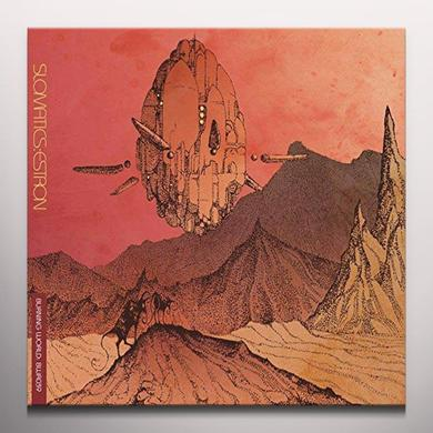 Slomatics ESTRON-ORANGE VINYL VERSION Vinyl Record - Colored Vinyl, UK Release