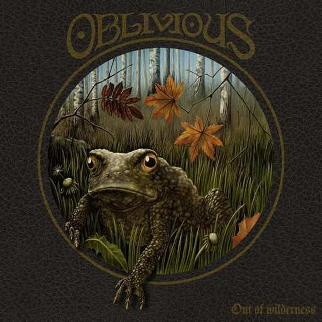 OBLIVIOUS OUT OF WILDERNESS Vinyl Record - UK Import