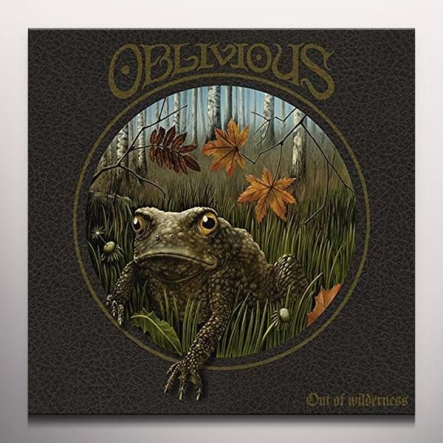 OBLIVIOUS OUT OF WILDERNESS (RED VINYL) Vinyl Record
