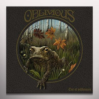 OBLIVIOUS OUT OF WILDERNESS (RED VINYL) Vinyl Record - Colored Vinyl, UK Import
