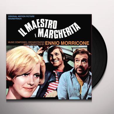 IL MAESTRO E MARGHERITA / O.S.T. (ITA) IL MAESTRO E MARGHERITA / O.S.T. Vinyl Record