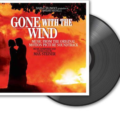 Max Steiner GONE WITH THE WIND Vinyl Record