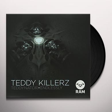 Teddy Killerz TEDDYNATOR / ENDLESSLY Vinyl Record - UK Import