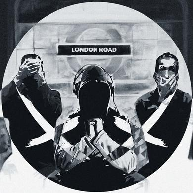 Modestep LONDON ROAD Vinyl Record
