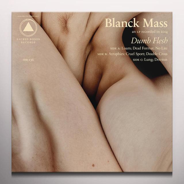 Blanck Mass DUMB FLESH Vinyl Record - UK Release