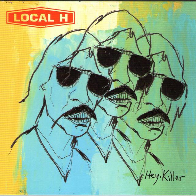 Local H HEY KILLER Vinyl Record - Digital Download Included