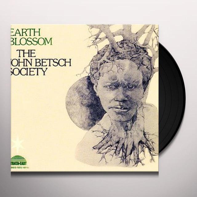 JOHN BETSCH SOCIETY EARTH BLOSSOM Vinyl Record - Limited Edition, 180 Gram Pressing, Deluxe Edition