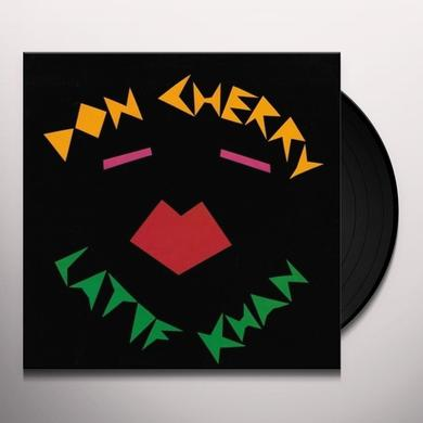Don Cherry / Latif Khan MUSIC / SANGAM Vinyl Record - Limited Edition, 180 Gram Pressing, Deluxe Edition
