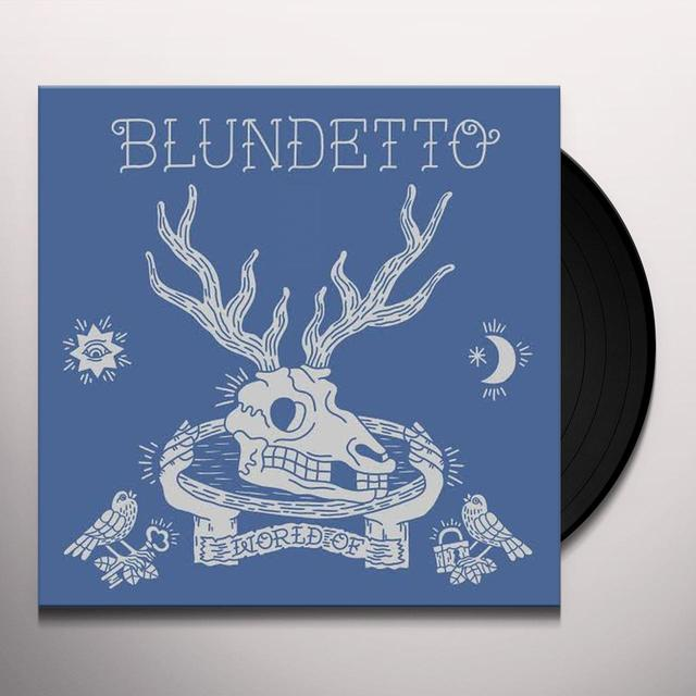 Blundetto HIP HOP AFTER ALL   (WSV) Vinyl Record - Gatefold Sleeve, Stickers Included, Collector's Edition, Deluxe Edition
