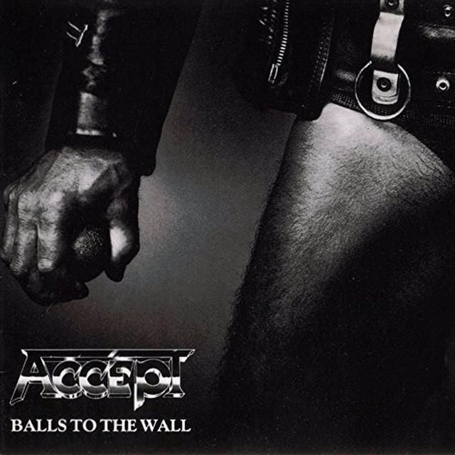 Accept BALLS TO THE WALL Vinyl Record