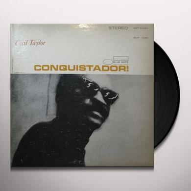 Cecil Taylor CONQUISTADOR Vinyl Record