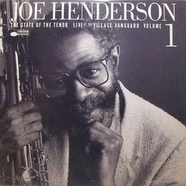 Joe Henderson STATE OF THE TENOR: LIVE AT THE VILLAGE VANGUARD 1 Vinyl Record