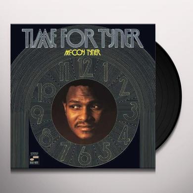 Mccoy Tyner TIME FOR TYNER Vinyl Record