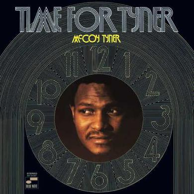 Mccoy Tyner TIME FOR TYNER Vinyl Record
