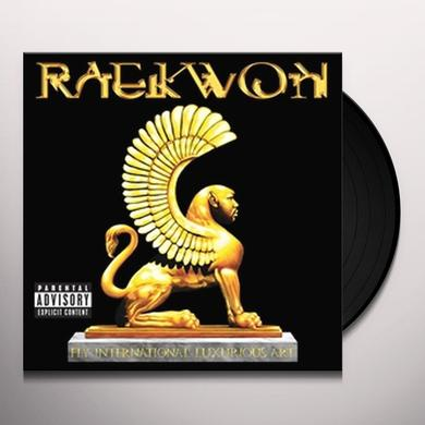 Raekwon FLY INTERNATIONAL LUXURIOUS ART Vinyl Record