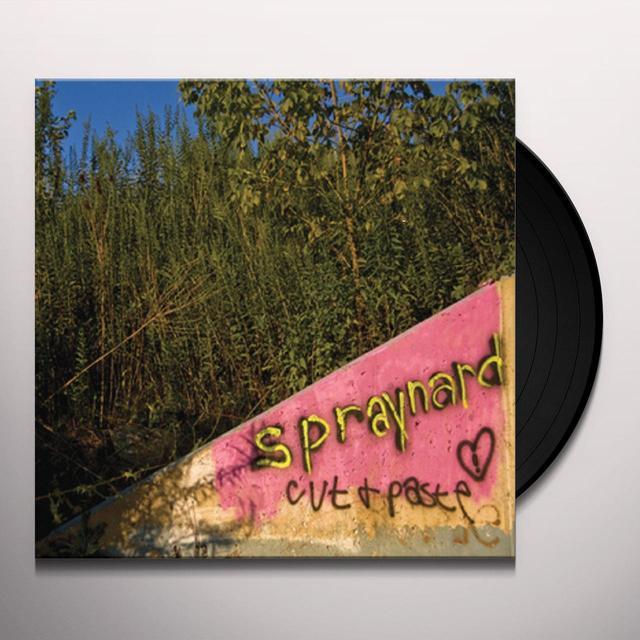Spraynard CUT & PASTE Vinyl Record