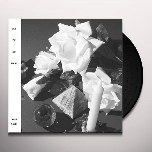 John Galm SKY OF NO STARS Vinyl Record