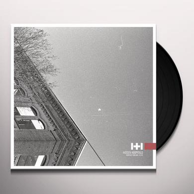 Hidden Hospitals SURFACE TENSION Vinyl Record
