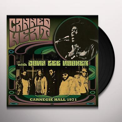 Canned Heat CARNEGIE HALL 1971 Vinyl Record