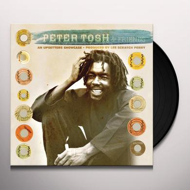 Peter Tosh AN UPSETTERS SHOWCASE Vinyl Record