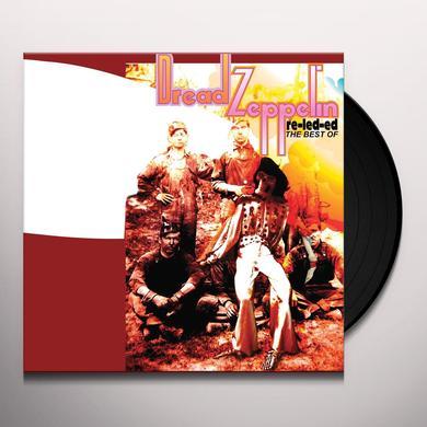 Dread Zeppelin RE-LED-ED - THE BEST OF Vinyl Record