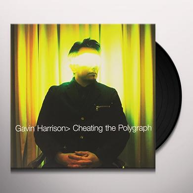 Gavin Harrison CHEATING THE POLYGRAPH Vinyl Record
