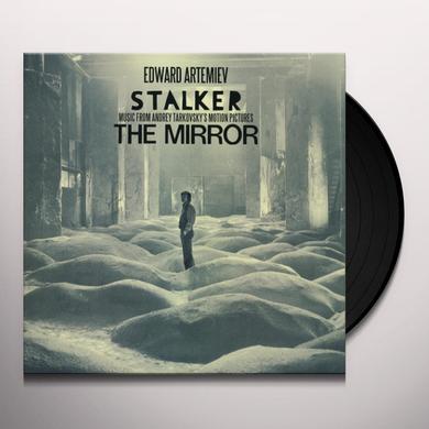 Edward Artemiev STALKER / MIRROR: MUSIC FROM ANDREY TARKOVSKY'S Vinyl Record
