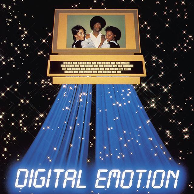 DIGITAL EMOTION (30TH ANNIVERSARY EDITION) Vinyl Record - Anniversary Edition