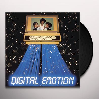 DIGITAL EMOTION (30TH ANNIVERSARY EDITION) Vinyl Record - Anniversary Edition