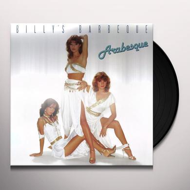 ARABESQUE BILLY'S BARBEQUE Vinyl Record