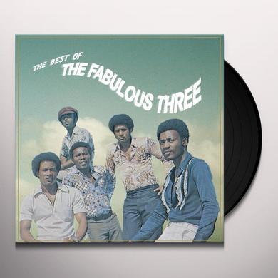 FABULOUS THREE BEST OF Vinyl Record