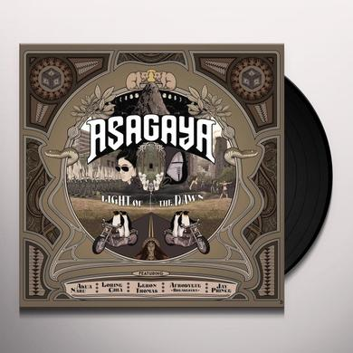 ASAGAYA LIGHT OF THE DAWN Vinyl Record