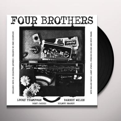 Lucky Thompson & Barney Wilen FOUR BROTHERS Vinyl Record