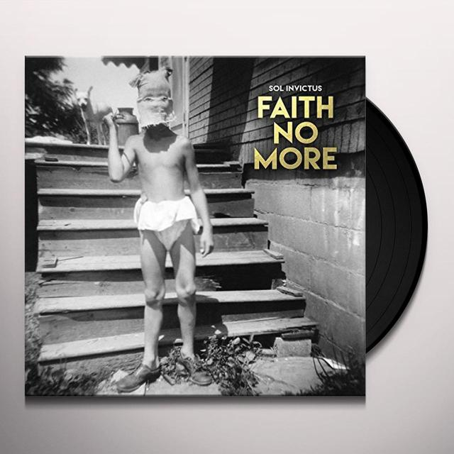 Faith No More SOL INVICTUS Vinyl Record