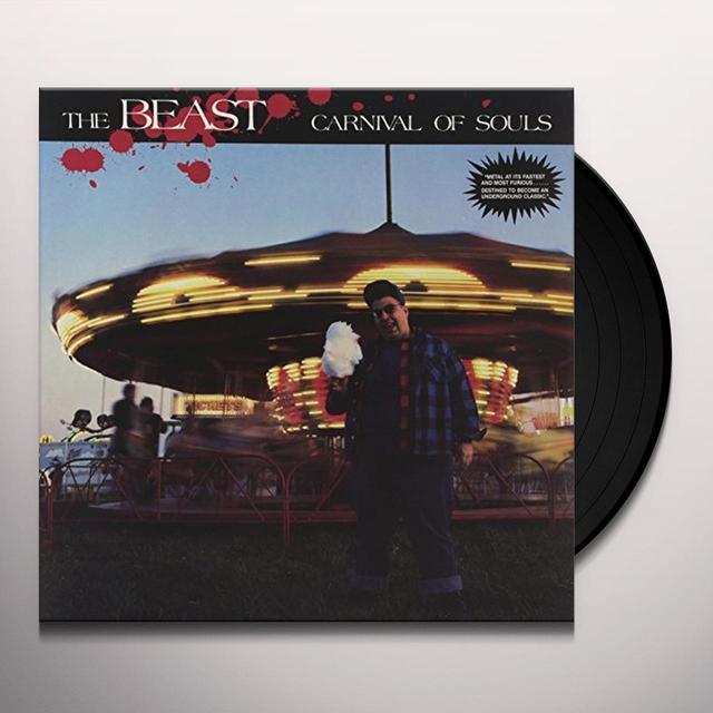 Beast CARNIVAL OF SOULS Vinyl Record