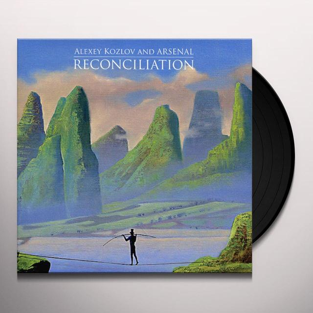 Alexey Kozlov & Arsenal RECONCILIATION Vinyl Record