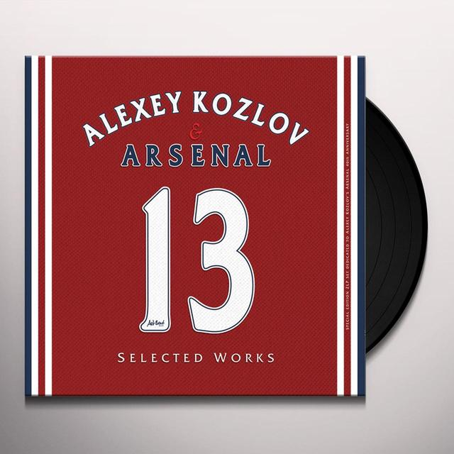 Alexey Kozlov & Arsenal 13. SELECTED WORKS Vinyl Record