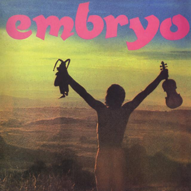 EMBRYO'S RACHE Vinyl Record