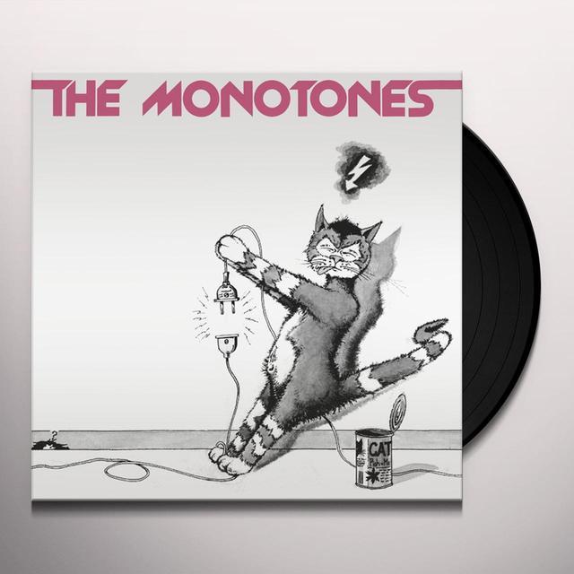 MONOTONES Vinyl Record