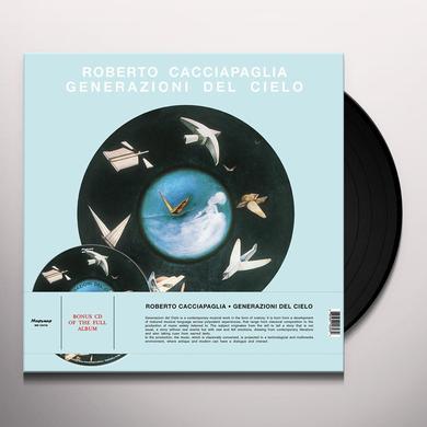 Roberto Cacciapaglia GENERAZIONI DEL CIELO Vinyl Record