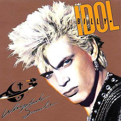 Billy Idol WHIPLASH SMILE Vinyl Record