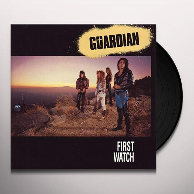 Guardian FIRST WATCH Vinyl Record