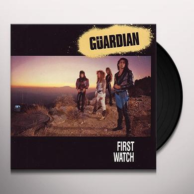 Guardian FIRST WATCH Vinyl Record