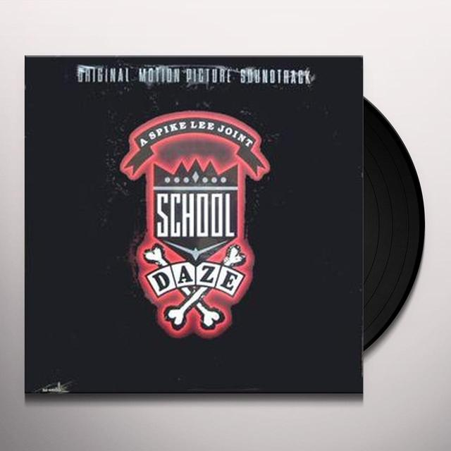 SCHOOL DAZE / O.S.T. Vinyl Record