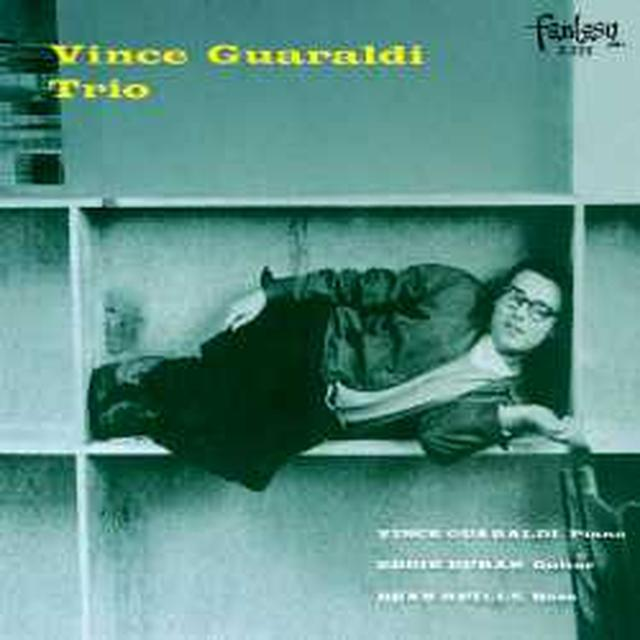 VINCE GUARALDI TRIO Vinyl Record