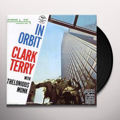 Clark Terry / Thelonious Monk IN ORBIT Vinyl Record