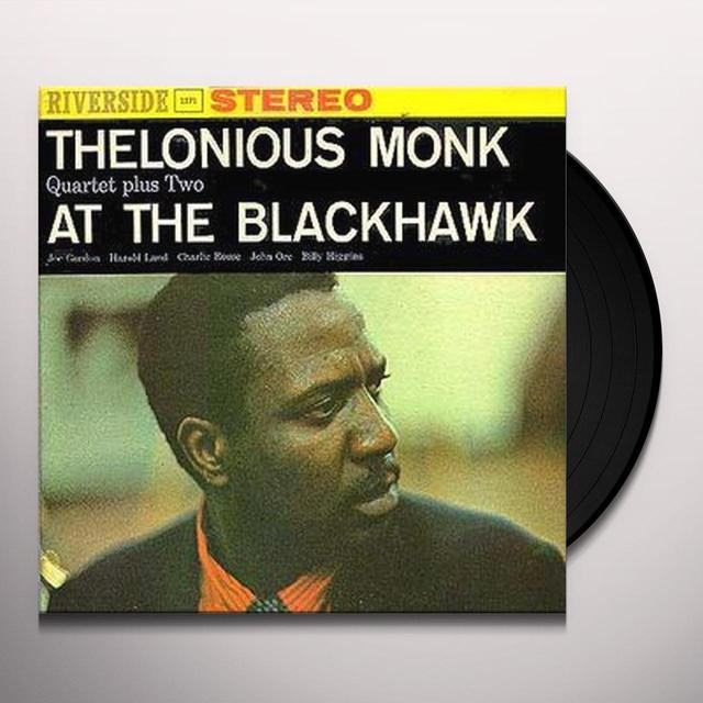 Thelonious Monk AT THE BLACKHAWK Vinyl Record