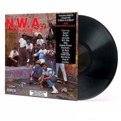 N.W.A. & THE POSSE Vinyl Record