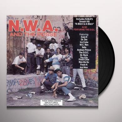 N.W.A. & THE POSSE Vinyl Record